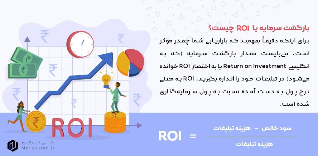 roi - نرخ بازگشت سرمایه